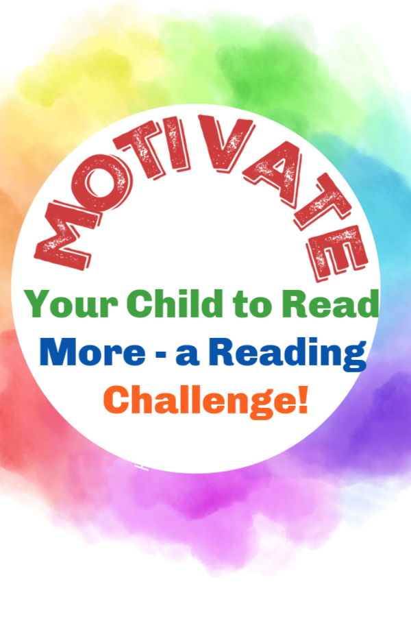 motivate your child to read more