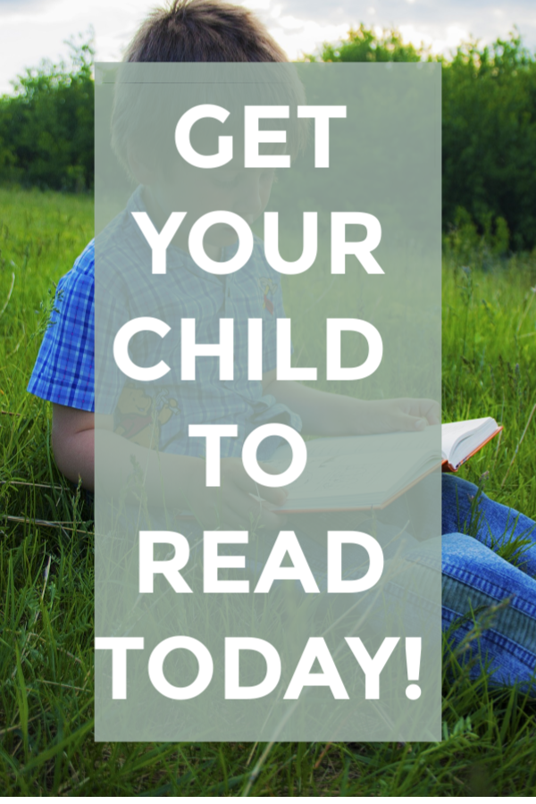 get your child to read