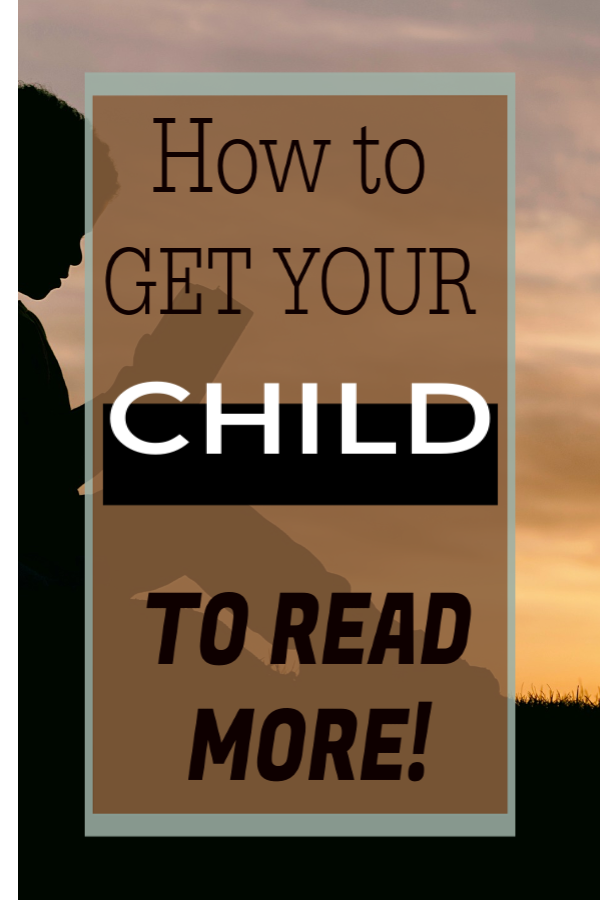 get your child to read more